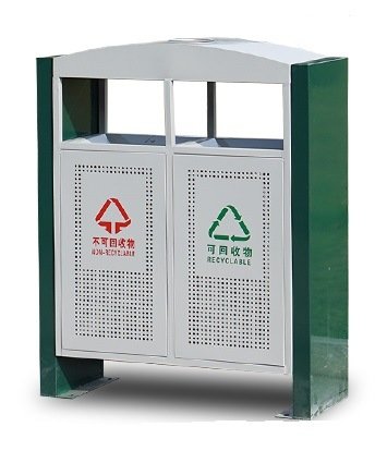 Outdoor Furniture Trash Container Hotel
