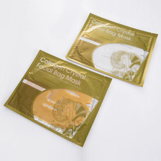 Manufacturer Moisturizer Skin Care Face Mask Silk Beauty Collagen Facial Mask
