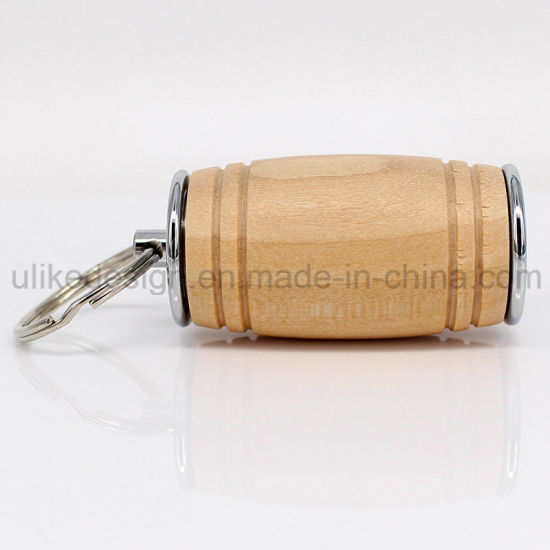 Wine Barrel Wooden USB Flash Drive (UL-W019) pictures & photos