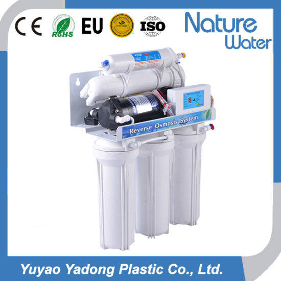 Reverse Osmosis Water Purifier System with TDS Display pictures & photos