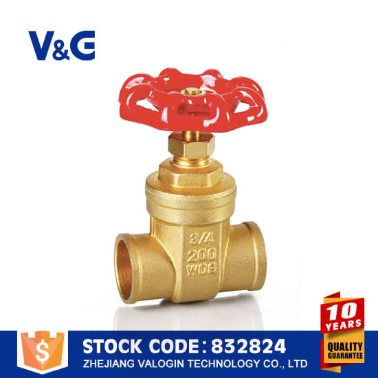 Outside Screw Stem Gate Valve (VG-B30102) pictures & photos
