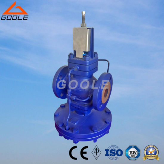Spirax Sarco Dp17/Dp27/Dp143 Pilot Diaphragm Type Water/ Oil / Steam Pressure Reducing Valve/ Pressure Regulating Valve / Control Valve