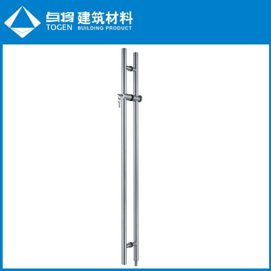 China Convenient And Safe Sliding Glass Door Handle Lock China