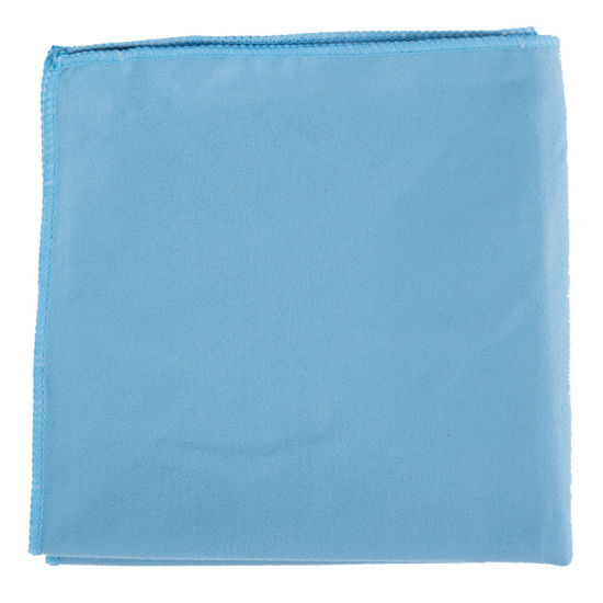 Microfiber Glass / Fine Polishing Cloth (YYC-010)