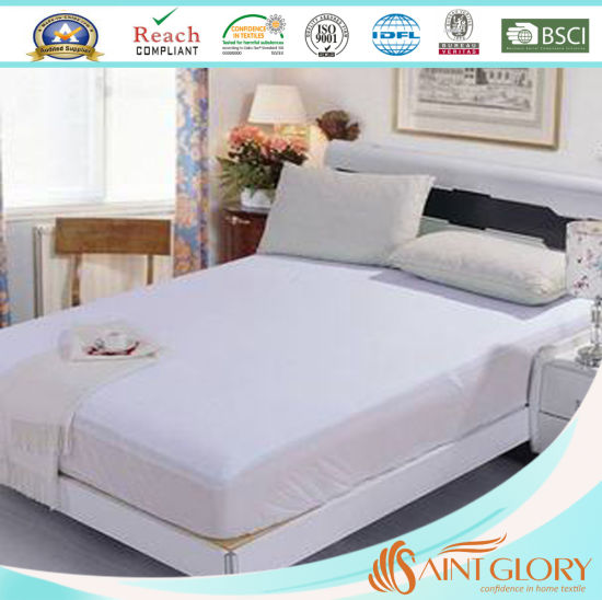 China Terry Towel Fabric Waterproof Wholesale Mattress Cover - China ... 79e02ef98