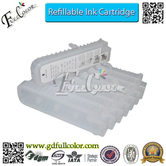 260ml Refillable Ink Cartridge for Canon Ipf6410 Ipf6410se Printer Pfi8107 Ink Tank pictures & photos
