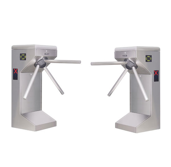 Access Control ESD Tripod Turnstile Barrier Gate Security Door pictures & photos