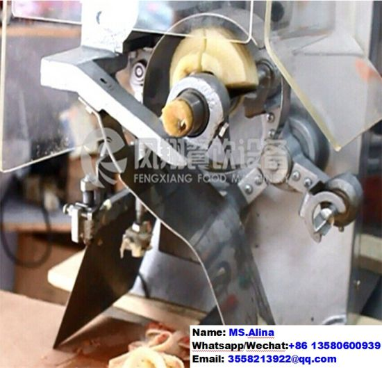 Fxp-22 Apple Peeling Pitting Seperating Machine Fruit Peeler Apple Peeler pictures & photos