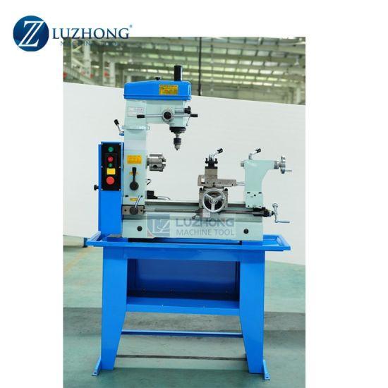 Small HQ400-3A HQ400-3B HQ400-3L Metal Combination Lathe Milling Machine