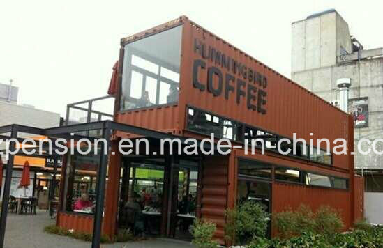 Low Cost Mobile Prefabricated/Prefab Coffee Bar/House/Room pictures & photos