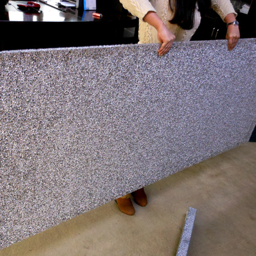 2017 Impact Absorption Aluminum Foam Panel pictures & photos