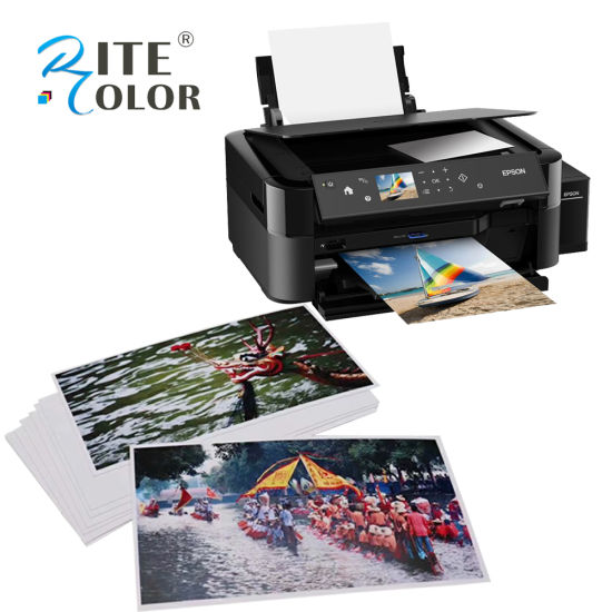 140gsm 2 packs x 20 Sheets A4 Glossy Photo Paper For Inkjet Printer 100/% Glossy