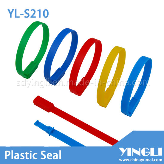 Plastic Security Seals with Serial Number pictures & photos