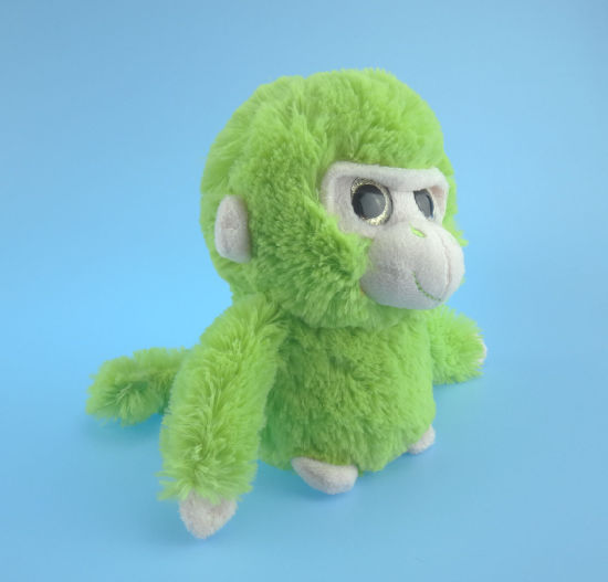Soft Stuffed Plush Monkey Toys Three Asst. pictures & photos