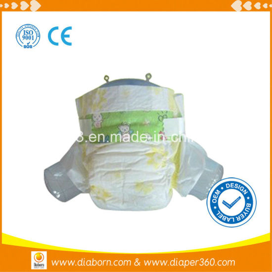 Soft Textile Baby Diapers From China Factory pictures & photos