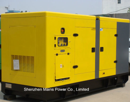 410kVA 328kw Standby Silent Type Cummins Diesel Generator Set pictures & photos