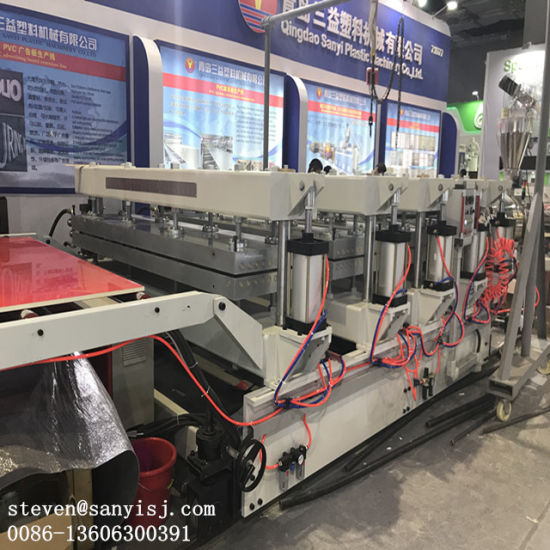 Board Machinery with PVC Material/New Board for Decoration/PVC Foam Board Production Line