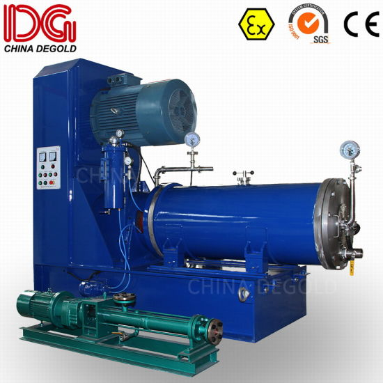 Large Scale Horizontal Bead Mill Price