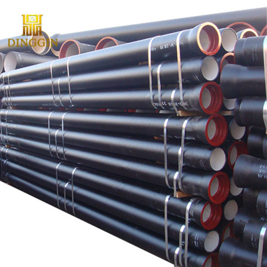 ISO2531 K7/K9 Specification Water Pressure Ductile Iron Pipe Price List