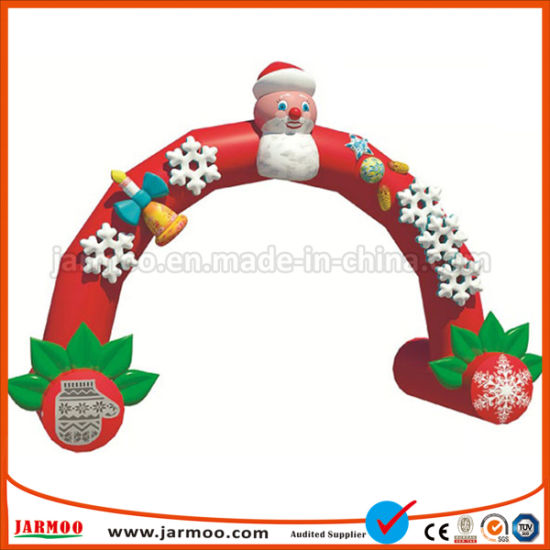 Outdoor Type Entrance Inflatable Arch pictures & photos