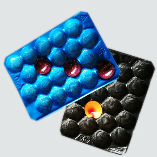 Eco-Friendly SGS FDA Certificate Disposable Customed PP Plastic Fruit Tray