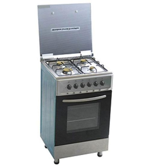 Ce Certificate Approval Kitchen Appliance Freestanding Gas Cooker