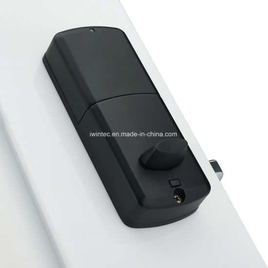China Bluetooth Electronic Touch Screen Code Lock, Unlock by