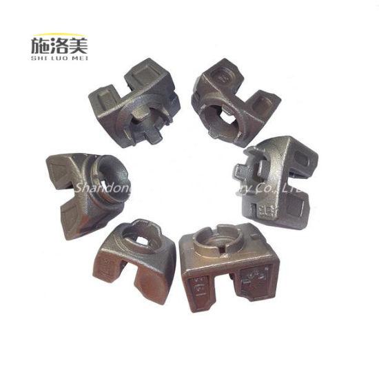System Scaffolding Steel Brace Head Ringlock Scaffold