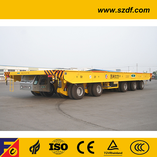 Hydraulic Platform Transporter (DCY270) pictures & photos