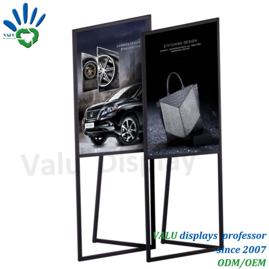 Magazine /Brochure/Advertimtment Metal Display Rack pictures & photos