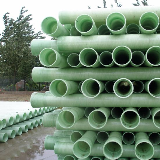 China Rtrp Polyester Pipe Fiber Below Pipe - China Fiber