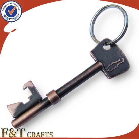 china wholesale metal antique key holder custom beer bottle opener