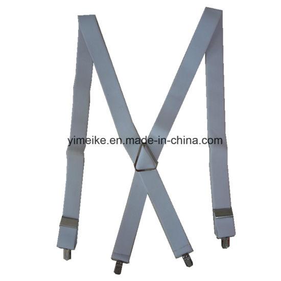 Hot Sale Customized Unisex X Shape Suspender