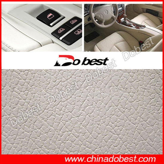 PVC Auto Interior Decoration Leather pictures & photos