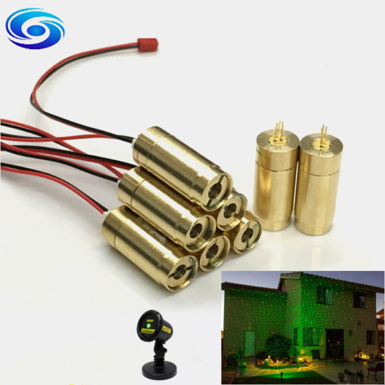 China Cheap 532nm 20MW DPSS Green Laser Module pictures & photos