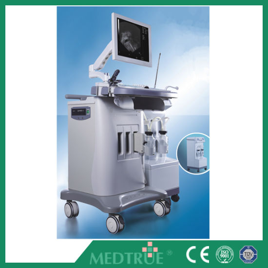 CE/ISO Approved Gyn Visible Ultrasonic Ultrasound Diagnostic System Machine (MT01006082) pictures & photos
