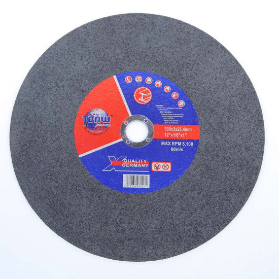 China Suppliers Surface Grinding Resin Bond Cutting Wheel with Diarmeter 300, 350, 400mm for Metal