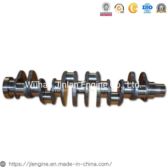 8.3L Diesel Engine Parts 6CT Crankshaft Forged Steel OEM 3917320