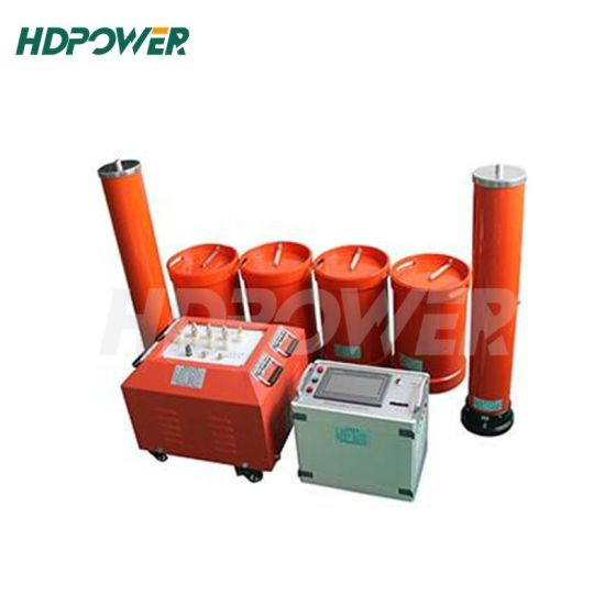 High Voltage Test Equipment Variable Frequency AC Hipot Test Set 216kv Series Resonant Test System Gis Substation Cable Testing