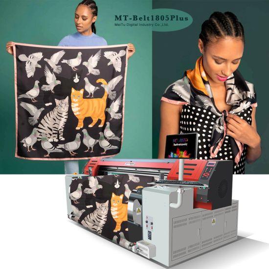 Mt Refretonic Competitive Price Large Format Digital Textile Printing Machine
