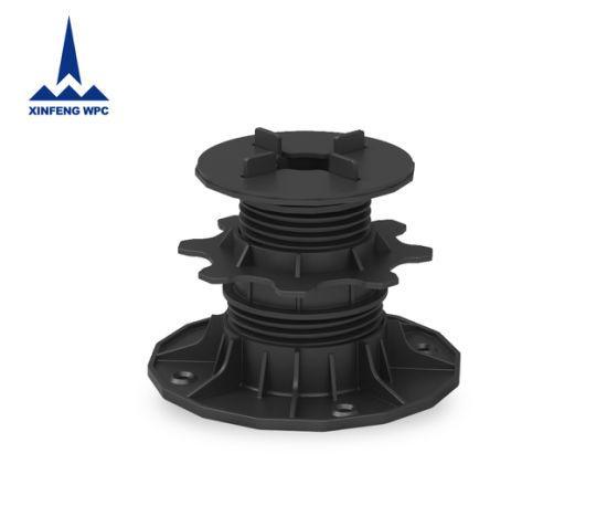 Self-Designed Adjustable Pedestals with Range 75-110mm for Slops Support