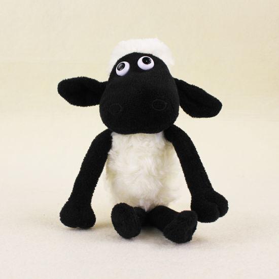 Hot Sale Sean Sheep Stuffed Plush Baby For Baby Gift