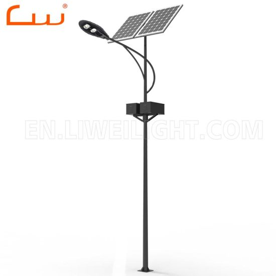 Outdoor Road 30W-100W Solar Power Energy LED Street Light pictures & photos