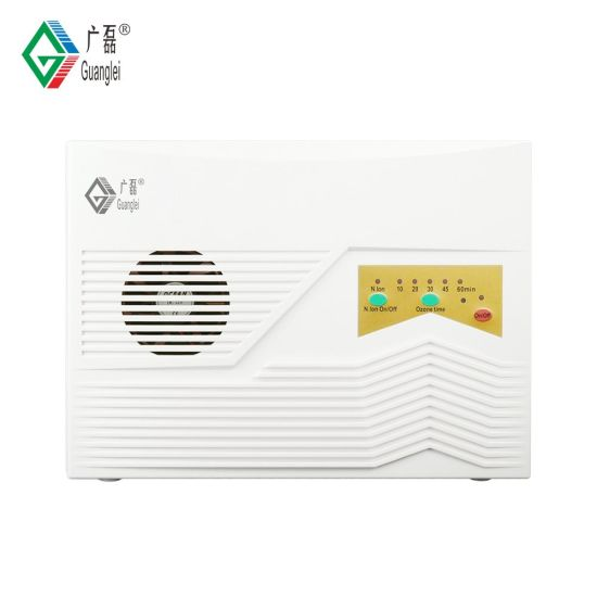 China Supplier Anion Air Cleaner with Water Ionizer Ozone Sterilizer