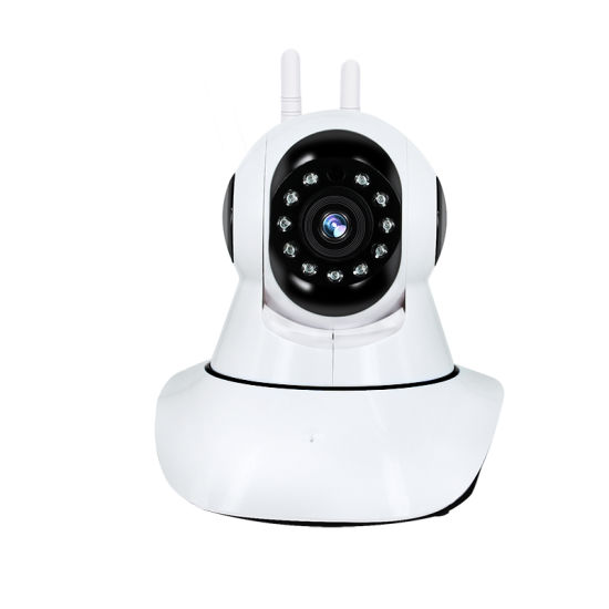 720p 1MP  Internet Network HD WiFi IP Video Camera Support Memory Card pictures & photos