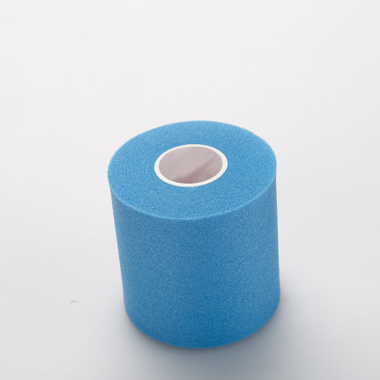 Breathable Stretch Light Foam Under Wrap Tape Using with Cohesive Bandage