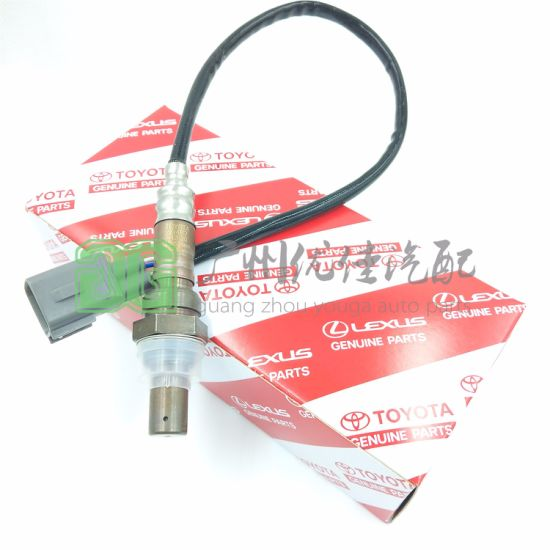 Genuine Toyota 89467-33040 Air and Fuel Ratio Sensor