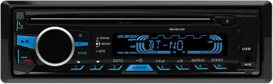 Car DVD Player with USB SD FM Bluetooth