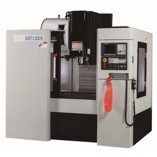 Xh Series CNC Milling 3 Axis Vertical Machining Center