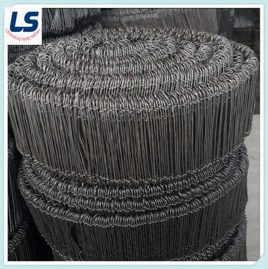 Black Annealed Double Loop Tie Wire 1.0mm X12.7cm